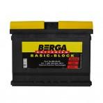 Berga Basic 60Ah R+ 540A
