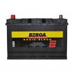 Berga Basic 91Ah JL+ 740A