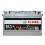Bosch S5 AGM 80Ah R+ 800A