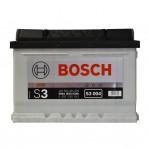 Bosch S3 53Ah R+ 510A (низкобазовый)