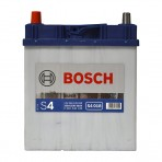 Bosch S4 40Ah JL+ 330A (тонкая клемма)