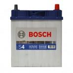 Bosch S4 40Ah JR+ 330A (тонкая клемма)