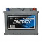 Energy 60Ah R+ 510A