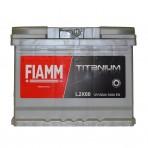 Fiamm Titanium 60Ah L+ 540A