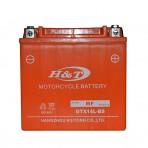 H&T GTX14L-BS 12v 14Ah R+