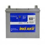 INCI-AKU Formul A 60Ah JL+ 430A