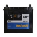INCI-AKU Supr A 60Ah JR+ 580A