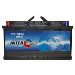 InterTab 100Ah L+ 850A