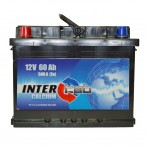 InterTab 60Ah L+ 540A