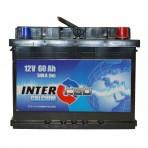 InterTab 60Ah R+ 540A