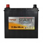 Mega Start 60Ah JL+ 450A