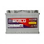 Mutlu Silver Calcium 75Ah R+ 720A