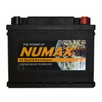 Numax 45Ah R+ 430A