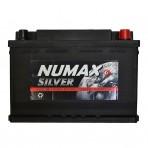 Numax Silver 80Ah R+ 800A