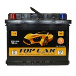 TOP CAR 60Ah L+ 510A