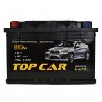 TOP CAR 80Ah L+ 750A