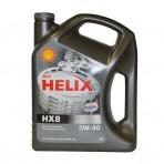 Масло Shell Helix HX8 5W-40 4л
