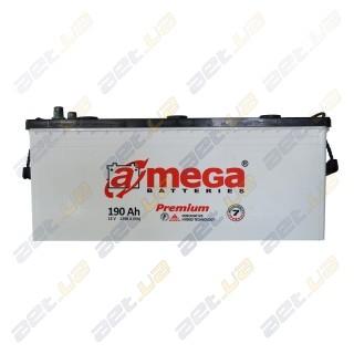 Аккумулятор A-Mega 190 A h L+