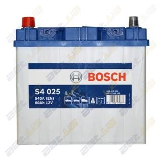 Аккумуляторы автомобильные Bosch