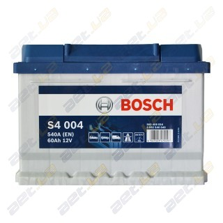 Авто аккумулятор Bosch 60 Ah R+