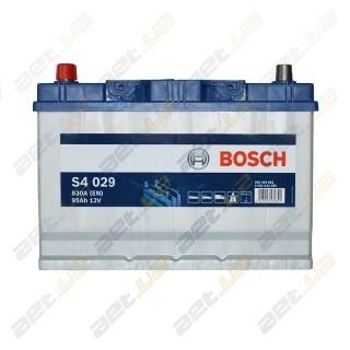 Bosch S4 95Ah JL+ 830A