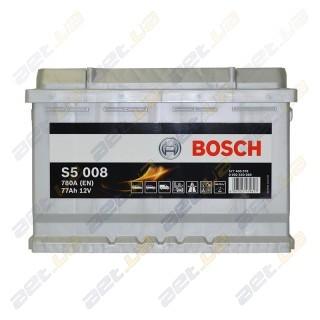 Bosch S5 77Ah R+ 780A