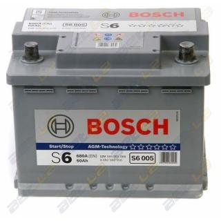 Автомобильный аккумулятор Bosch (Бош) в Киев