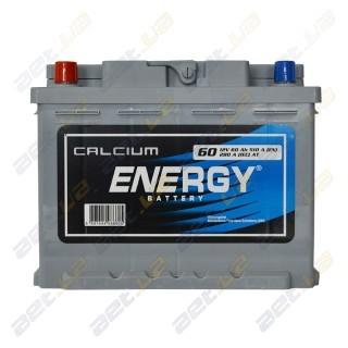 Energy 60Ah L+ 510A (EN)