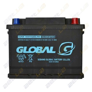 Автомобильные аккумуляторы Global в Киеве