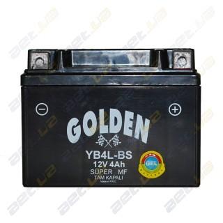 Golden YB4L-BS 12v 4Ah R+