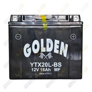 Мото аккумулятор Golden в Киеве