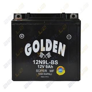 Golden 12N9L-BS 12v 9Ah L+