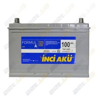INCI-AKU Formul A 100Ah JL+ 760A