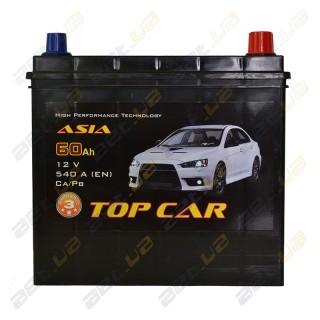 Аккумуляторы для автомобилей от Top Car Asia