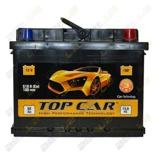 Авто аккумуляторы Топ Кар в Киеве