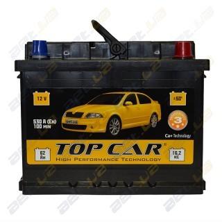 Автомобильные аккумуляторы Top Car в Киеве