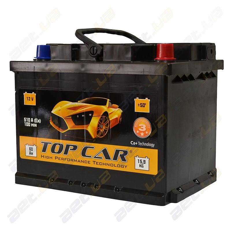 Надежные украинские автомобильные аккумуляторы TopCar и GROM от aet.ua
