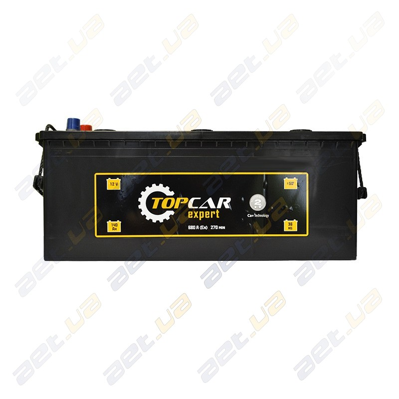 Грузовые авто аккумуляторы 140 Ампер