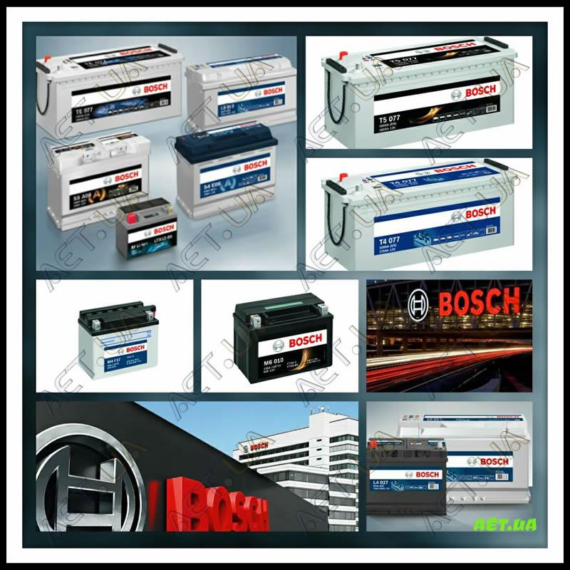 О компании Bosch - производителей авто аккумуляторов №1