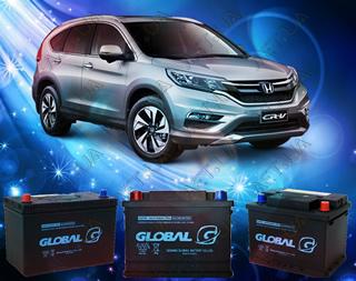 Авто аккумуляторы Global в Киеве