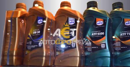 Моторное масло в Киеве от АЕТ