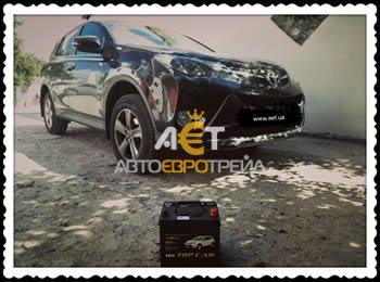 Авто аккумуляторы для легковых машин в Киеве