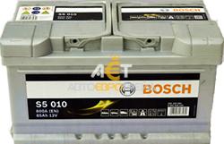 Авто аккумулятор Bosch S5 010
