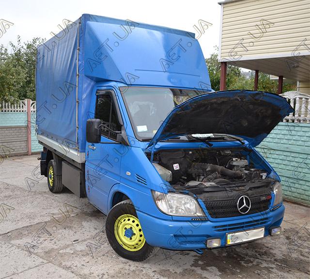 Аккумуляторы для грузовых авто