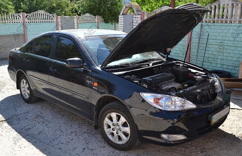 Автомобильный аккумулятор на Toyota Camry (Тойота Камри 30) 2.4 бензин - 1