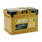 AutoPart Gold 61Ah R+ 580A (низкобазовый)