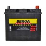 Berga Basic 60Ah JR+ 510A