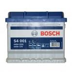 Bosch S4 44Ah R+ 440A (низкобазовый)