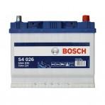 Bosch S4 70Ah JR+ 630A