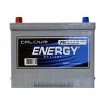 Energy 70Ah JL+ 630A